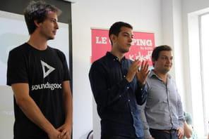 Vidéo: les pitchs des start-up de la sixième saison du Camping