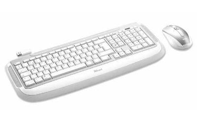 un ensemble clavier / souris proposé à un prix très abordable.