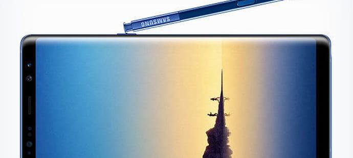 Galaxy Note 8: les tarifs (élevés) des différentes versions dévoilés