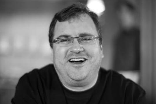 Reid Hoffman, co-fondateur de LinkedIn et conseiller en entrepreneuriat