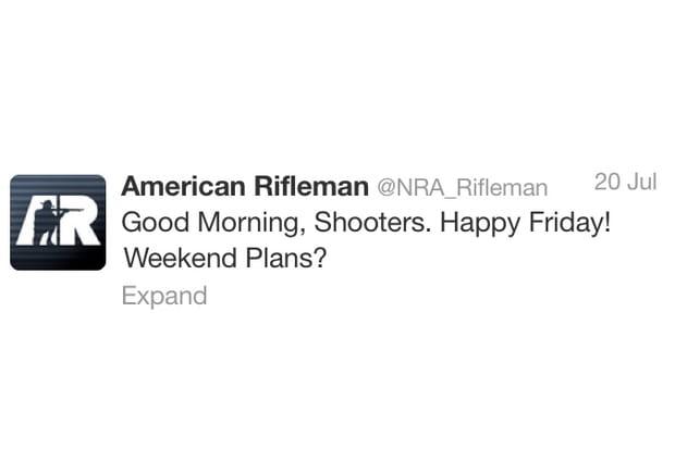 American Rifleman fait pire encore