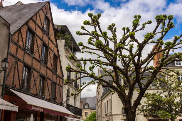 11e : Tours (Indre-et-Loire), +1,09 point de hausse des impôts locaux