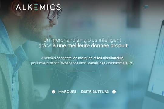 Alkemics lève 20 millions d'euros pour sa plateforme d'échange de données produits
