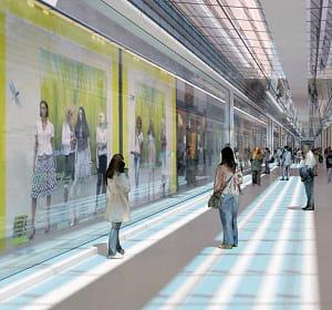 le centre commercial marques avenue à levernoisdevrait comprendre89boutiques
