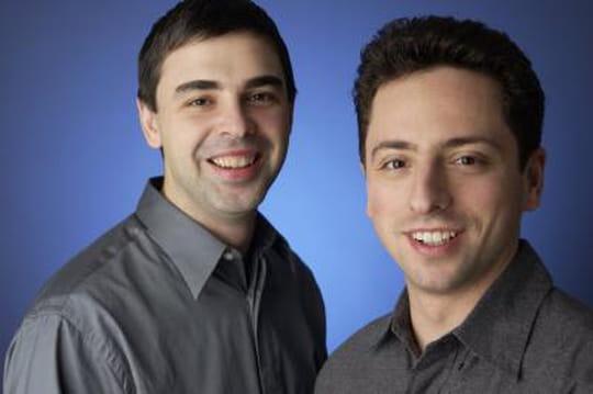 Comment Sergey Brin et Larry Page voient le futur