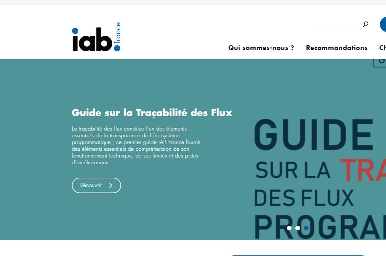 IAB: formats, standards et transparency consent framework...