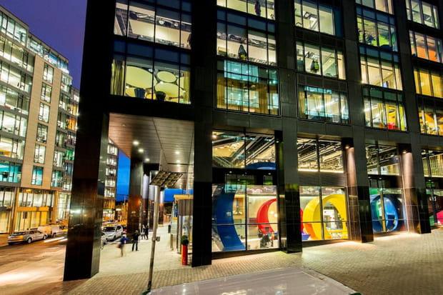 Découvrez le siège de Google Europe à Dublin