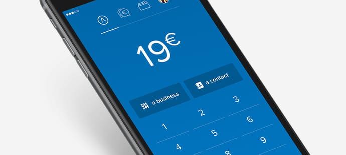 L'appli de paiement mobile Lydia lève 7millions d'euros