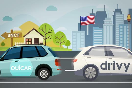 Drivy et OuiCar, deux stratégies à contresens dans l'autopartage