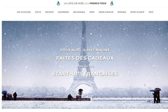 Noël de la French Tech : 162 start-up mises à l'honneur