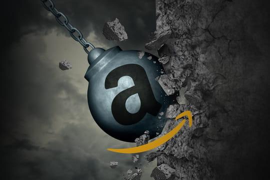 Amazon, l'ombre qui relance les méga-OPA aux Etats-Unis
