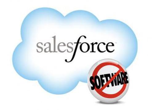 Twitter ouvre les portes de sa base de données à Salesforce