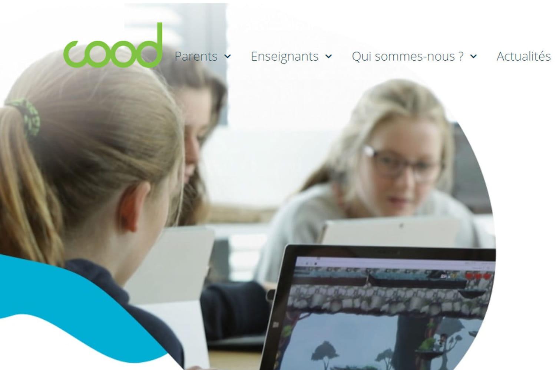 Cood lève 1,6million d'euros pour faire des enfants des as du numérique