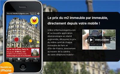 les téléphones mobiles sont les réceptacles idéaux de la réalité augmentée par