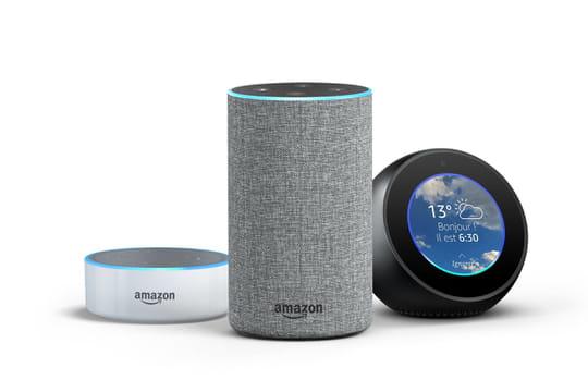 Alexa / Amazon Echo:  2600nouveaux sons livrés pour créer des skills