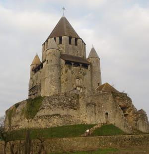 la citadelle de provins.