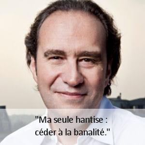 xavier niel, fondateur d'iliad la maison mère de free.