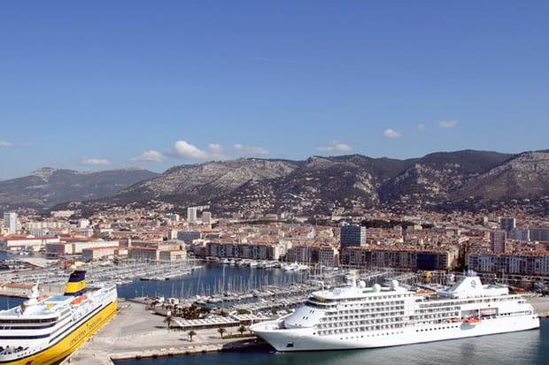 17ème. Toulon : 90,4% des locaux éligibles au Très Haut Débit