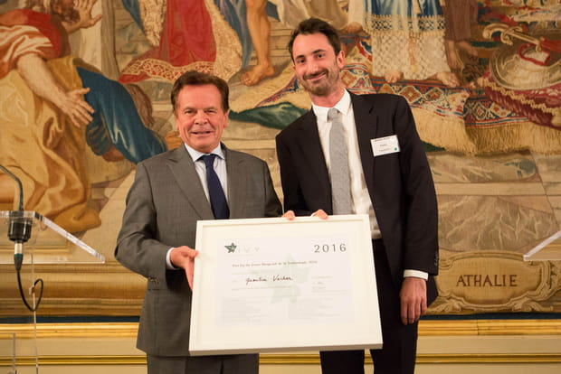 Le grand gagnant est... Quentin Vacher (Frichti)