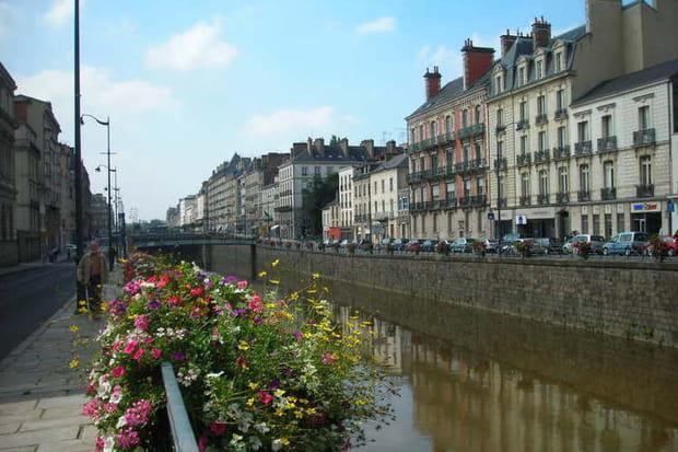 2ème. Rennes : 98,6% des locaux éligibles au Très Haut Débit