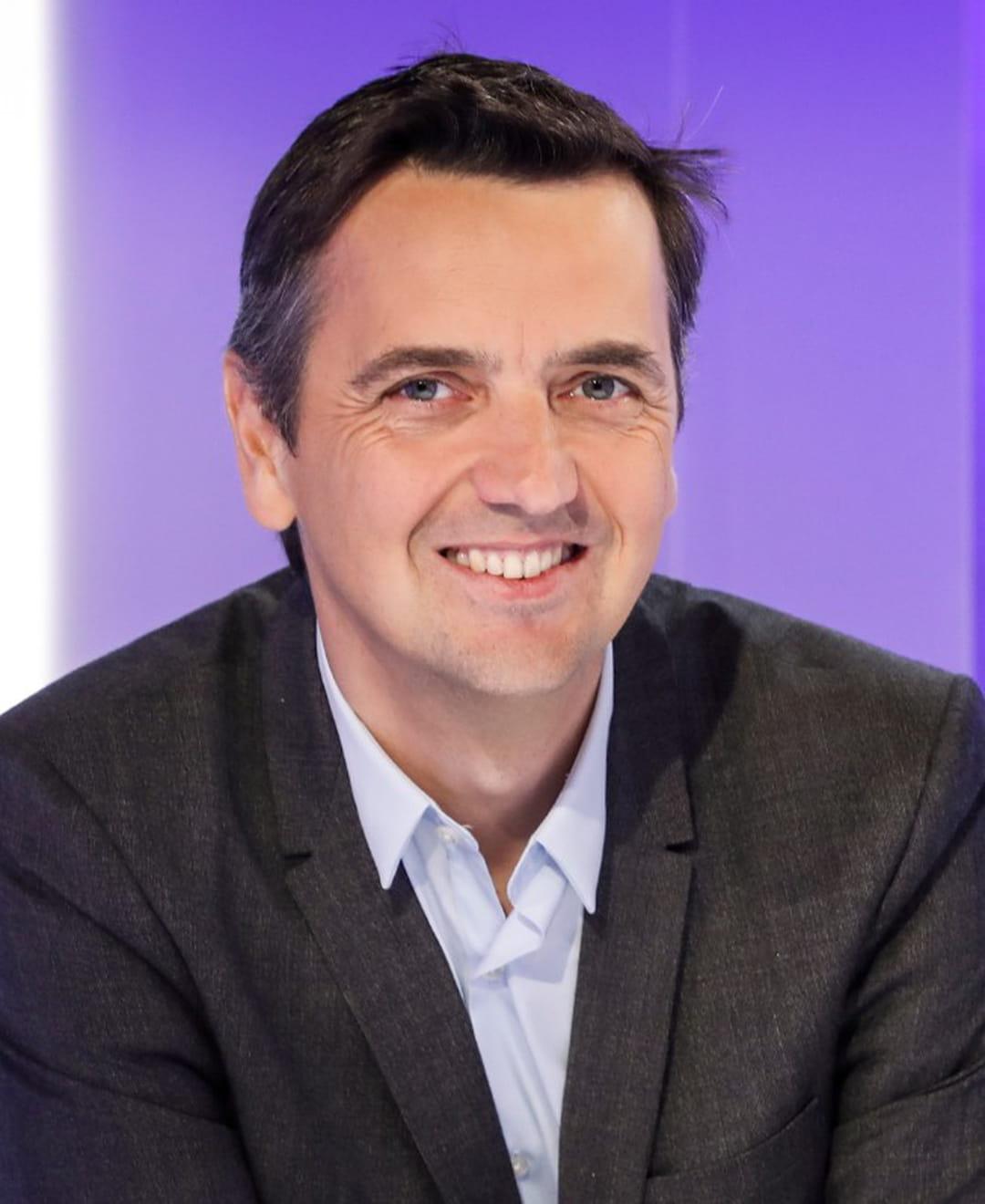 """Bertrand Gié (Le Figaro) : """"Le nouveau Figaro.fr a d'abord été..."""