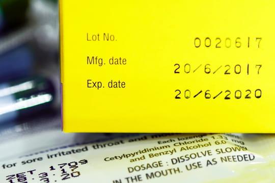 DLUO: définition de la date limite d'utilisation optimale