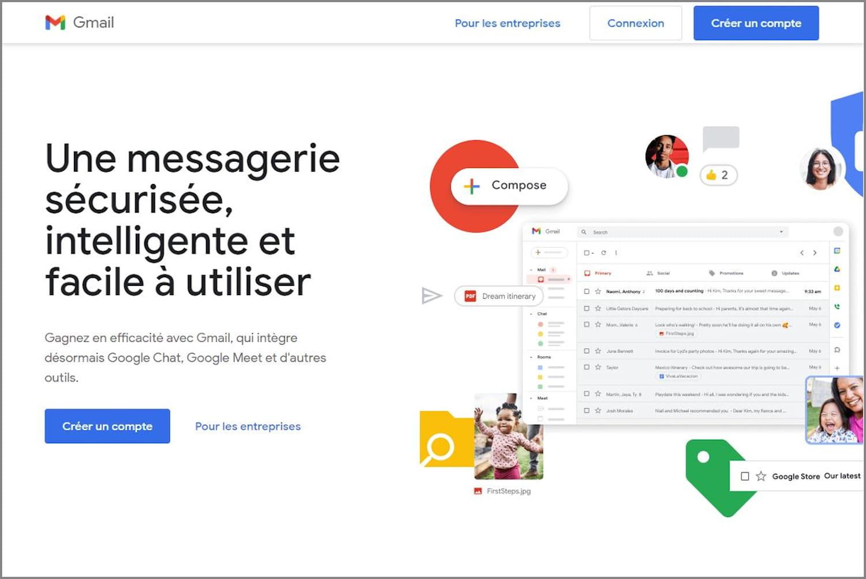 Gmail(gratuit): maîtriser la messagerie en ligne de Google