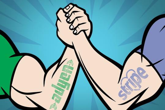 Adyen vs Stripe, les nouveaux gros bras du paiement