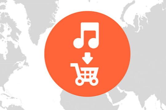 Les ventes de musique en 2012 en vidéo