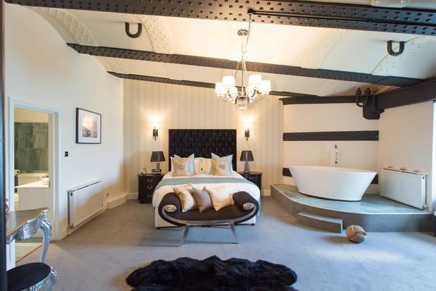 Une suite plus haut de gamme pour les amateurs de grand luxe
