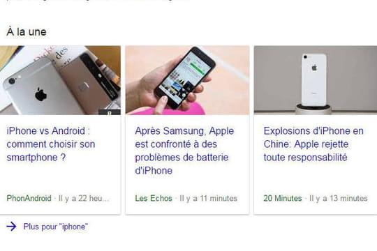 Vers plus de scrolls horizontaux dans lesrésultats de Google?
