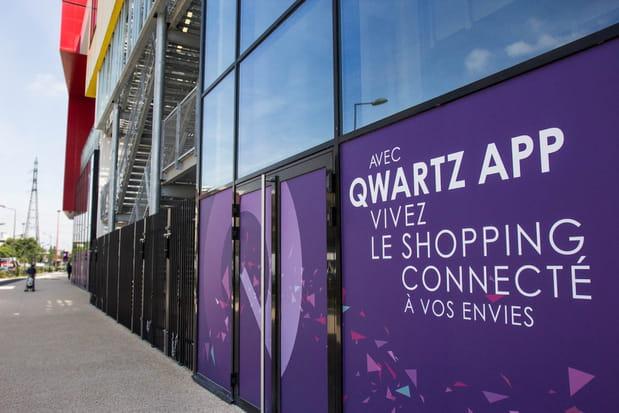 Façade du Qwartz