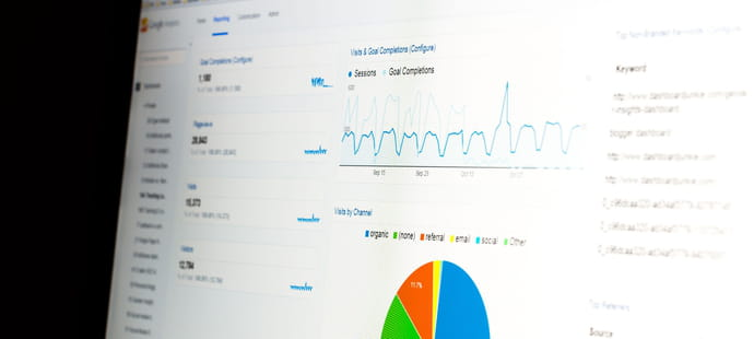 Google Analytics Universal est présent sur 65% des grands sites web français