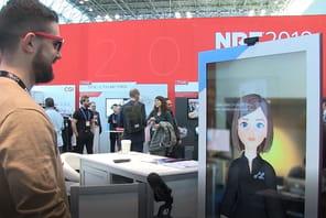 Digital store: l'avatar connecté de Twenty Billion Neurons