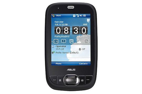 Un tactile sous Windows Mobile