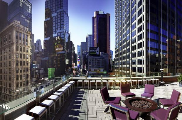 Le Novotel Times Square à New York, à partir de 165 € la nuit