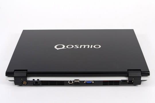 Qosmio G40 : un champion, catégorie poids lourd
