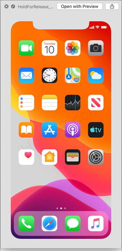 iOS 13.2.2 s'attaque à l'autonomie des batterie des iPhones
