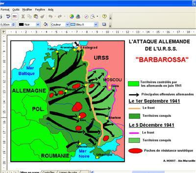 atlasooo offre toute une panoplie de cartes historiques et géographiques, à des