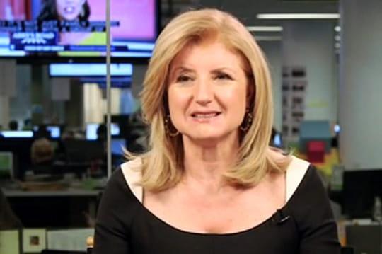 Pourquoi Arianna Huffington voit toujours chaque candidat à l'embauche