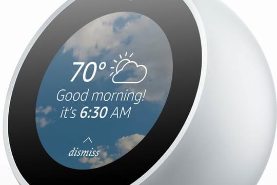 Amazon Echo: les enceintes Alexa lancées en France le 14avril?