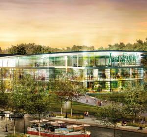 le centre commercial 'le millénaire' à aubervilliers comprendra 148boutiques