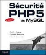 ce décryptage est extrait de la3e édition de l'ouvrage 'sécurité php 5 et