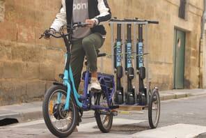 Vendre des vélos pour les louer, l'étonnant modèle économique de Pony