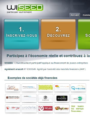 wiseed a financé des start-up comme intuitlab, chacunsoncafe.fr et