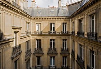 les locaux de 1000mercis, rue de châteadun dans le ixème arrondissement de paris