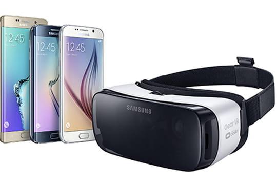 Réalité virtuelle : Samsung et Oculus présentent un Gear VR à 99 dollars et un partenariat avec Netflix