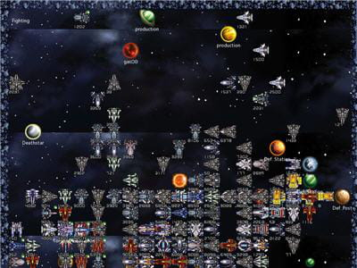 et non, ce n'est pas un tetris mais l'interface du jeu... pour fanatiques