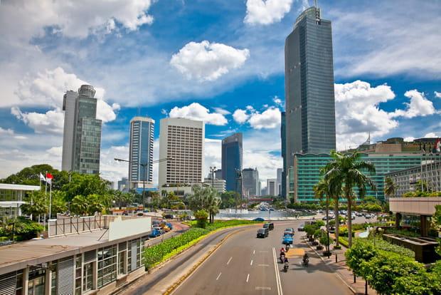 16e : Indonésie, 915 milliards de dollars