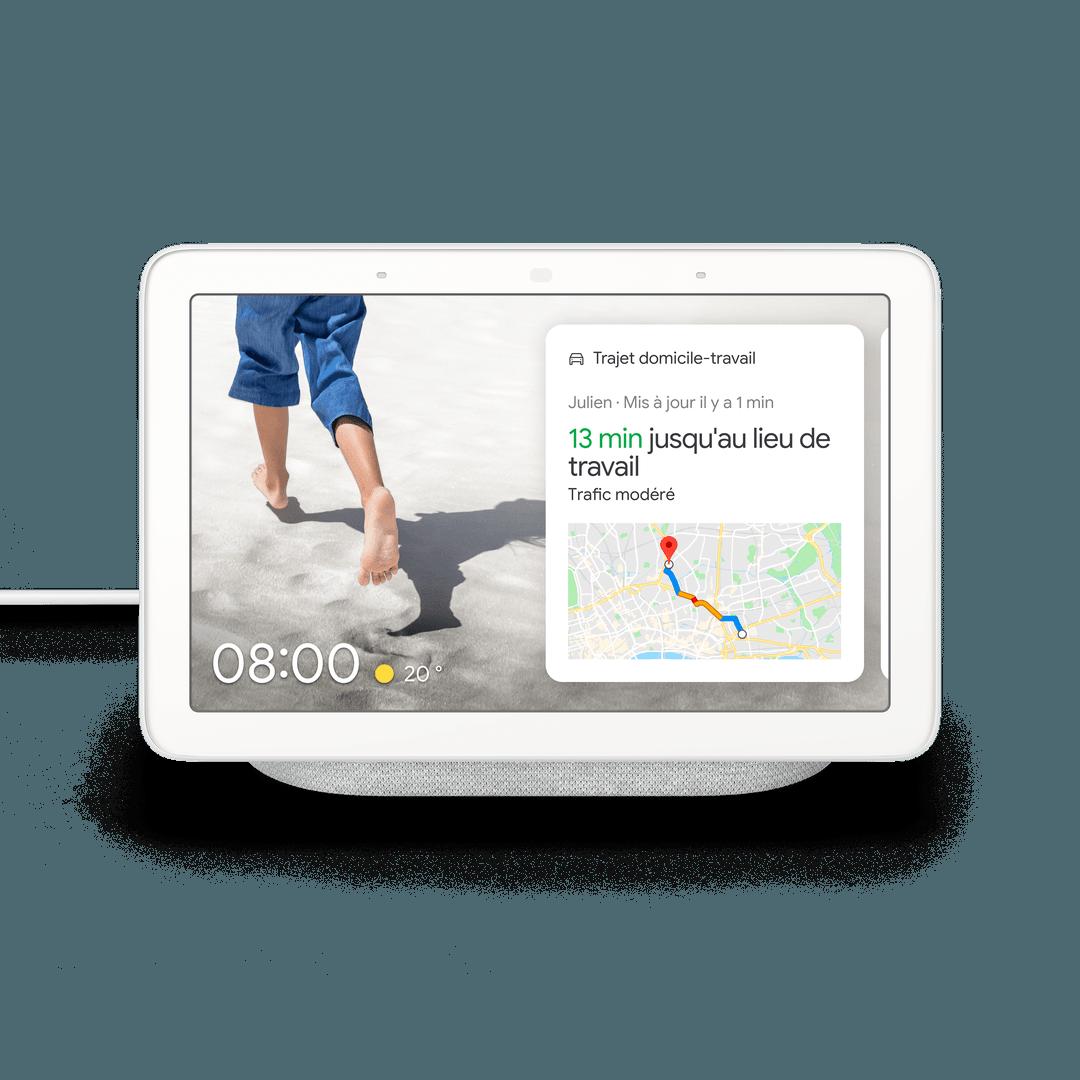 Google Nest : le Nest Hub Max arrive en France
